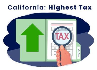 California Highest Tax