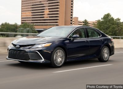 Camry Pricing