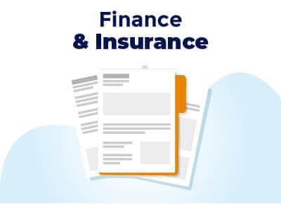 Car Dealership Finance & Insurance