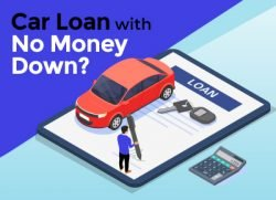 Car Loan with No Money Down