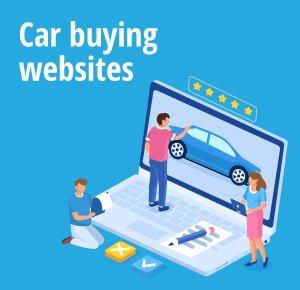 Car buying websites