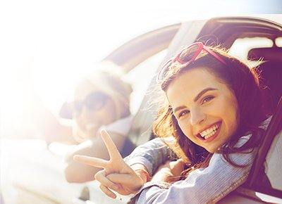 What car features are important for students