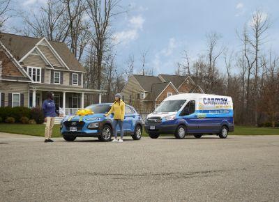 Carmax delivery