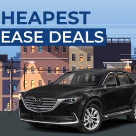 Cheapest Lease Deals For October 2021