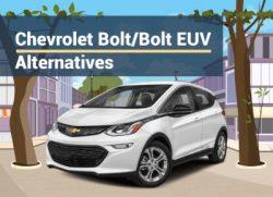Chevrolet BoltBolt EUV Alternatives
