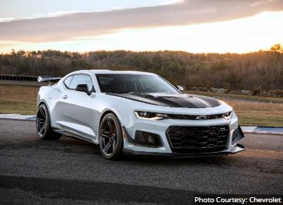 Chevrolet-Camaro-Alternatives-to-Ford-Mustang
