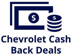 Chevrolet Cash Deals