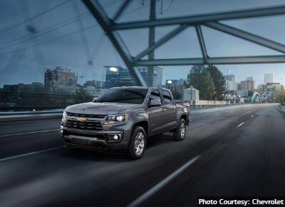 Chevrolet Colorado Reliable Midsize
