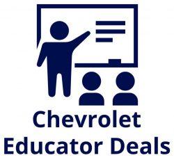 Chevrolet Educator Deals