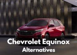 Chevrolet Equinox Alternatives