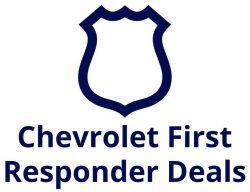 Chevrolet First Responder Deals