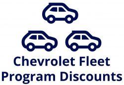 Chevrolet Fleet Discounts