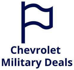 Chevrolet Military Deals