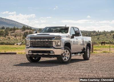 Chevrolet Silverado HD Reliable Truck