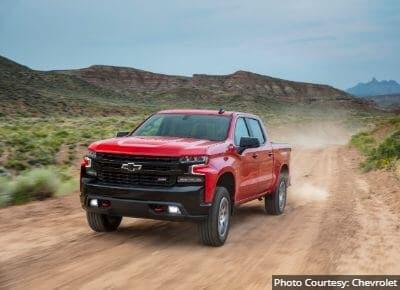 Chevrolet Silverado Off-Road Trucks