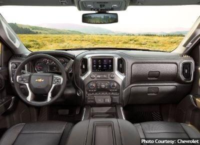 Chevrolet Silverado Single Cab