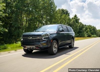 Chevrolet-Suburban-Best-Gas-Mileage-SUV