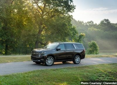 Chevrolet Tahoe Large Size SUVs