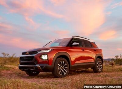 Chevy Trailblazer Best SUV Under 20K