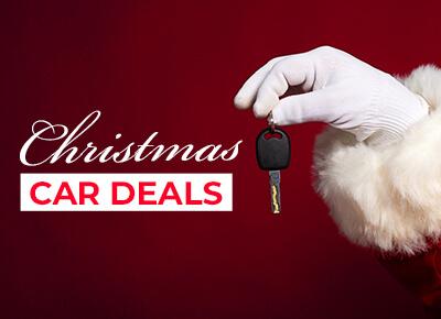 Christmas car deals - should you wait?