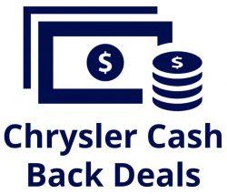 Chrysler Cash Deals