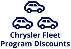 Chrysler Fleet Discounts