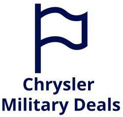 Chrysler Military Deals