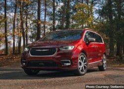 Chrysler Pacifica Best Family Vehicles