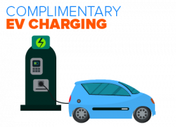 Complimentary EV Charging