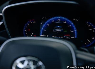 Corolla Fuel Economy