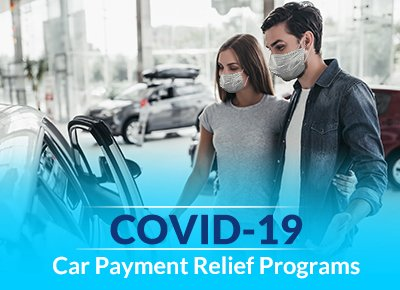 Coronavirus car discounts and financing