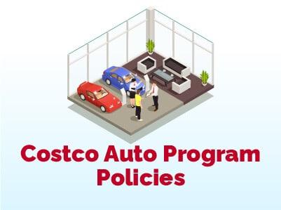 Costco Auto Program Policies