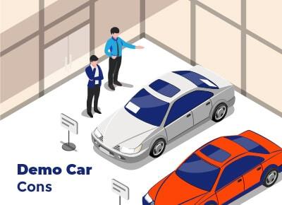 Demo Car Cons