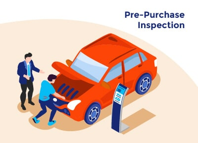 Demo Car Pre Purchase Inspection