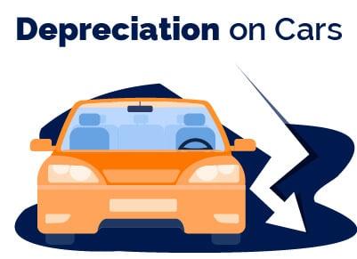 Depreciation on Cars