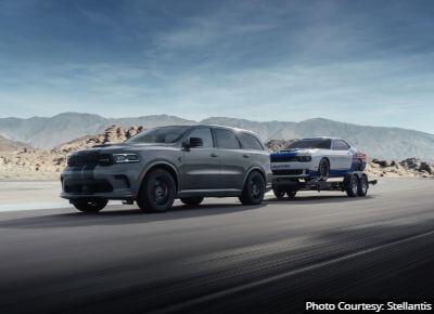 Dodge Durango Best Towing
