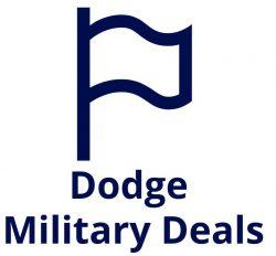Dodge Military Deals