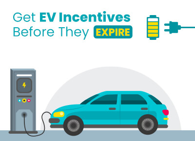 EV Incentives Before Expire