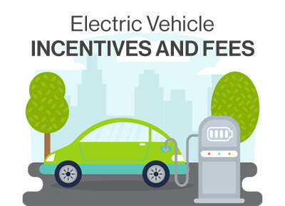 EV Incentives and Fees