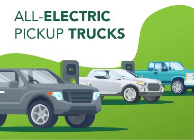 EV Pickup Trucks