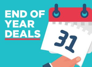 End of Year Car Deals