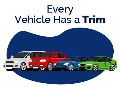 Every Vehicle Has a Trim