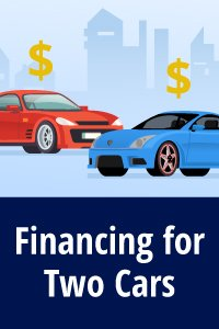 Financing for two cars