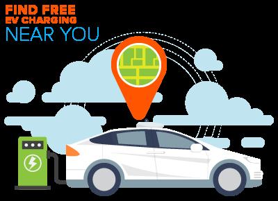 Find Free EV Charging