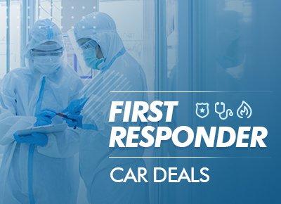 First responder car deals