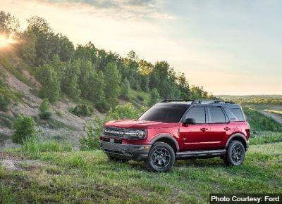 Ford Bronco Sport Crossover Segment