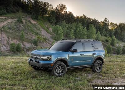 Ford Bronco Sport Forester Alt