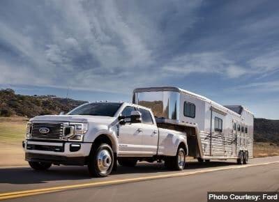 Ford Dually Trucks