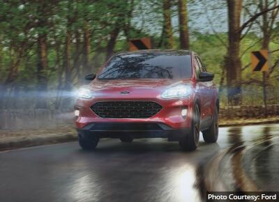 Ford Escape Hybrid Best AWD Hybrid SUV
