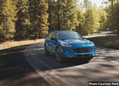 Ford Escape Hybrid Mileage